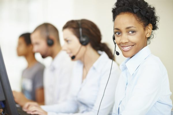 Call Center Rep